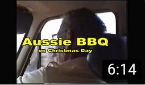 Aussie BBQ outside Melbourne 1998