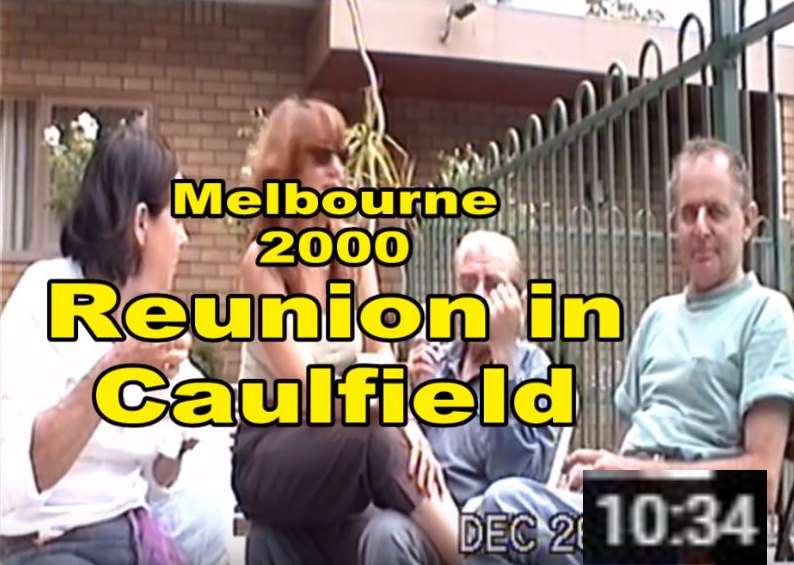 Reunion in Caulfield - 2000