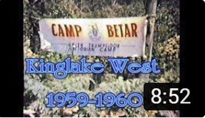 Camp Betar in Kinglake West - 1959/60 (Silent)