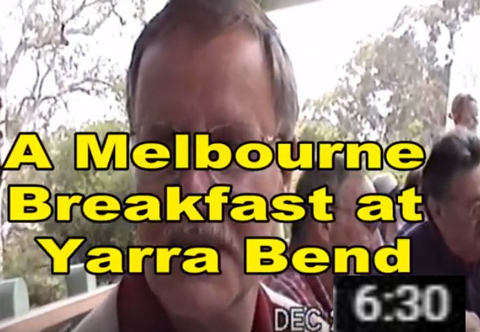 A Melbourne Breakfast at Yarra Bend - 2000